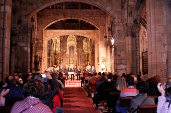 Concierto en Santa María (17/10/2015)